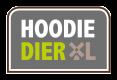 Hoodie Dier XL