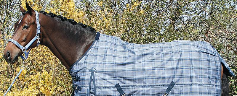 Je paardendekens laten wassen